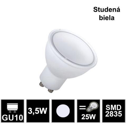 led-ziarovka-gu10-3-5w-smd2835-studena-biela